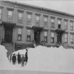 Blizzard of March 1888, Brooklyn