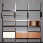 Comprehensive Storage Unit (Storage and Shelving System)