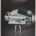 Blue House (from Food Clothing Shelter portfolio)