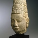 Head of a Female Divinity