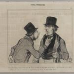 """""""Oui Monsieur vous nêtes pas de Paris on voit ca et je vous en préviens!..."""""""