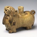 Vessel in the Form of a Mythological Animal