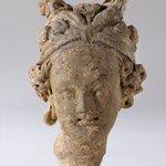 Head of Divine Attendant