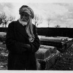 Moslem Caretaker, Jewish Cemetery, Herat, Afghanistan