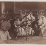 Group Portrait of Women Playing Musical Instruments