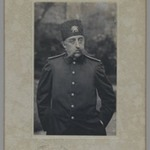 A Carte de Visite with Portrait of Mozaffar al-Din Shah , One of 274 Vintage Photographs