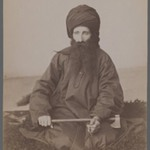 Portrait of a Dervish