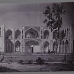 Palais de Chahar Bach a Isphahan,  One of 274 Vintage Photographs