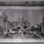 Le Palais de LUniversite Isfahan,  One of 274 Vintage Photographs