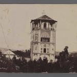 Suhanatabal, Nasr-al Din Shahs,  A Royal Palace of Figural Tilework, One of 274 Vintage Photographs