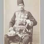 Moaven al-Dowlehs Younger Brother, One of 274 Vintage Photographs