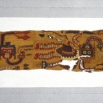 Fragment of Mantle or Poncho