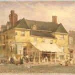 William Penns Mansion, South Second Street, Philadelphia, 1864