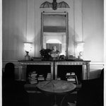 Bust in Room, Fred Hughes Apartment