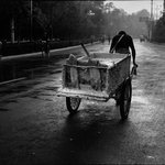 Hauling Concrete, Yangzhou City, China