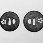 Sword Guard Pair (Daisho Tsuba)