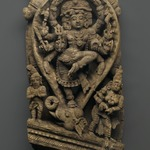 Relief Depicting Shiva Dancing as the Slayer of Demons