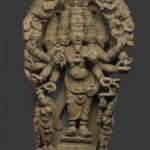 Five-headed Deity