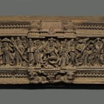 Lintel with Scenes of God Shiva