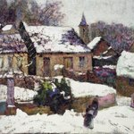 Wet Snow, Auvergne