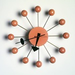 """Ball"" Wall Clock"