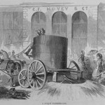 A Boston Watering Cart