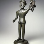 Figure of Man with Grapes