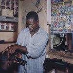 Haircut, Local Market (Ebonyi State, Nigeria, July 2000)