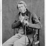 [Untitled] (Portrait of John Ruskin)