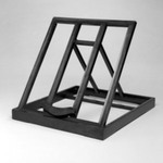 Collapsible Mirror Stand