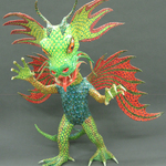 Winged Dragon (Alebrije, Sp.)