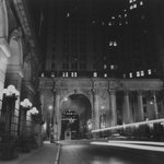 City Hall and Surrogate Court at Night, N.Y.C. from the series Landmarks