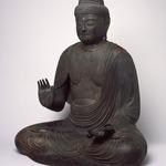 Figure of Seated Buddha