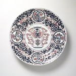 Armorial Plate
