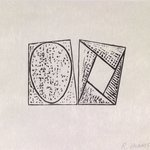 Robert Mangold Prints, 1968-1998 (Original Woodcut)