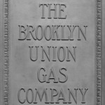 Brooklyn Union Gas Plaque