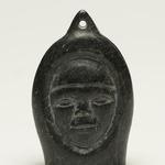 Janus-faced Amulet Head