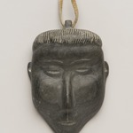 Amulet in the Form of a Head, March 1974