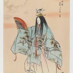 Queen Mother of the West, from the series One Hundred Nō Plays