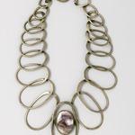 Linked Oval Necklace