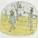 [Untitled] (Farmer and Scarecrow)
