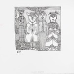 [Untitled] (Sunday Family - Decorative)