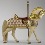 Carousel Horse, Southern Belle