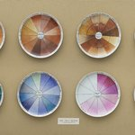China-painting Color Test Plates