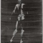 Untitled (Standing Pose) from Iggy Pop Life Class by Jeremy Deller