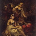 Four Spanish Maidens