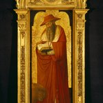 Saint Jerome, part of an altarpiece