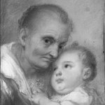 Old Woman with Child