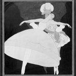 Ballet Girl (Figure de Ballet)