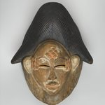 Mask for Okuyi Society (Mukudj)